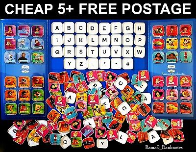 Woolworths Disney Words Tiles - Disney Words Tiles - FREE Post 5+ Items