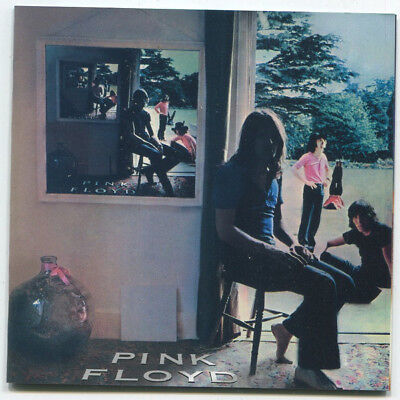 PINK FLOYD Ummagumma CD Issue of this classic 1969 Double Harvest LP - 2 Discs