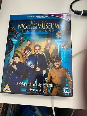 Night At The Museum 3 - Secret Of The Tomb (Blu-ray)