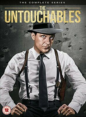 The Untouchables - The Complete Series [DVD][Region 2]