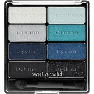 Wet N Wild Coloricon Eyeshadow Palet Blue Had Me At Hello