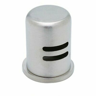 Rohl AG600STN Polished Nickel Air Gap Cap and Decorative Trim Base Ring