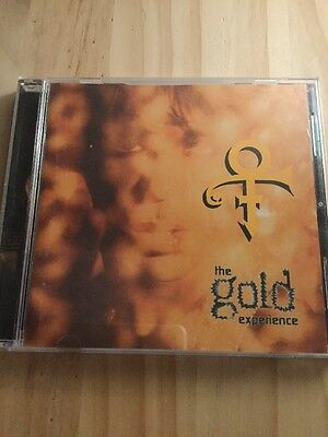 Prince The Gold Experience - CD Album - Rare - The Artist NPG