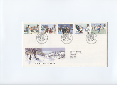 GB FDC 1990  Commemorative FDC Multi Listing Only £0.99p Each