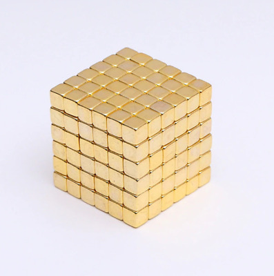 216Pcs/set Magnet Cube