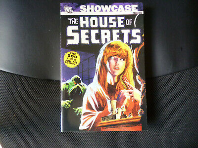 Showcase presents  House  of Secrets  vol 1   as new condition b/w