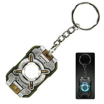 Halo 4 Cortana Chip Light Up Keychain