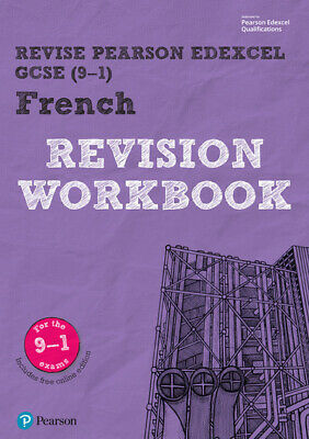 Revise Edexcel GCSE (9-1): French Revision workbook: for the 9-1 exams by Mr