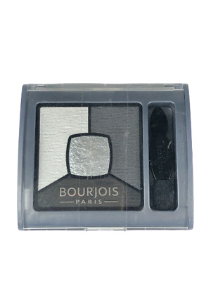 Bourjois Smoky Stories Eyeshadow 01 Grey & Night