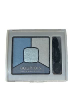 Bourjois Smoky Stories Eyeshadow 11 E-Bleu-Issant