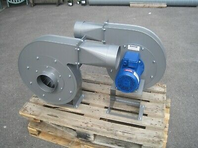 Pneumatic Conveying Fan Particle Blower Material Handling Fan Heavy duty dust