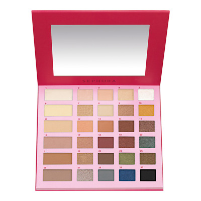 """Sephora """"Easy On The Eyes"""" Eye Shadow Palette - Limited Edition -"""