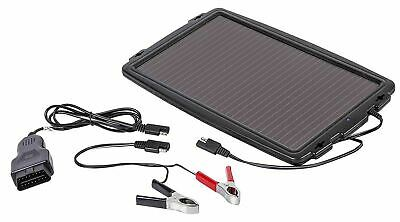 AA 12V Solar-Powered Car Battery Charger Solar Panel OBD Version CARAVAN LEISURE