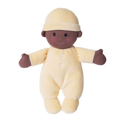 My First Baby Organic DOLL Cream- 100% Organic Cotton, incl filling - Apple Park