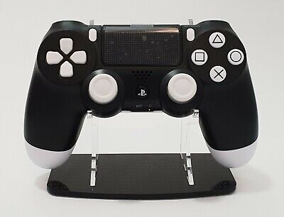 Official Sony Playstation Dualshock 4 V2 Ps4 Controller - Custom Black/White