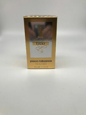 Paco Rabanne 1 Million Lucky Eau de Toilette Spray for Men - 50 ml