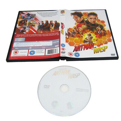 ANT-MAN AND THE WASP  DVD  Region 2