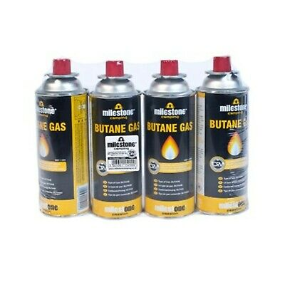 Butane Gas Bottles Canisters For Portable Stove Cookers Grill Heater Weed Wand