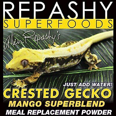 Repashy Superfoods Crested Gecko Mango Superblend MRP, 85g