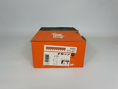 SPIT SC9 40C 40MM COLLATED NAILS - 300 BOX (011345) (Stock Clearance)