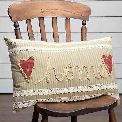 Prarie Winds Home Pillow