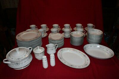 VINTAGE Fine China of Japan DIANE Porcelain Dinnerware SEE SELECTIONS YOU CHOOSE
