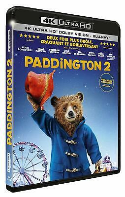 4K + Blu Ray  * Paddington 2 * Neuf