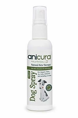 Natural Pet Spray for Dermatitis, Exzcema Dry Itchy Skin, Dog Allergies Spray