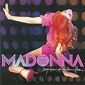 Madonna Confessions on a Dance Floor cd  freepost very good condition