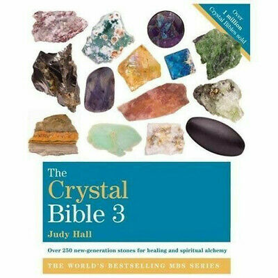 The Crystal Bible 3 by Hall, Judy (PDF, EBOOK)