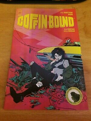 COFFIN BOUND #1 (2019 Image Comics) MAIN COVER A 1st print SOLD OUT Hot Book