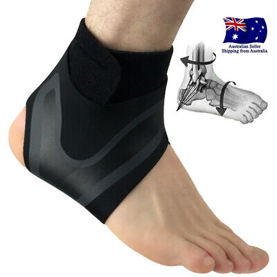 Ankle Brace Plantar Fasciitis Support Therapy Guard Foot Sleeve Wrap Pain Relief