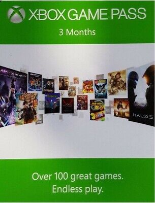 Xbox Game Pass For Pc - 3 Months