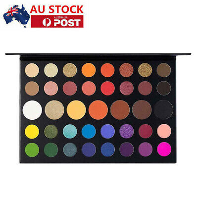 MORPHE x James Charles Palette Make Up Inner Artist 39 Colors Eye shadow tray