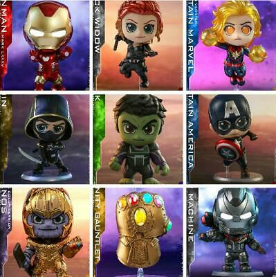 Hot Toys COSBABY Avengers: Endgame Cute Mini Action Figure Model Toys Collection
