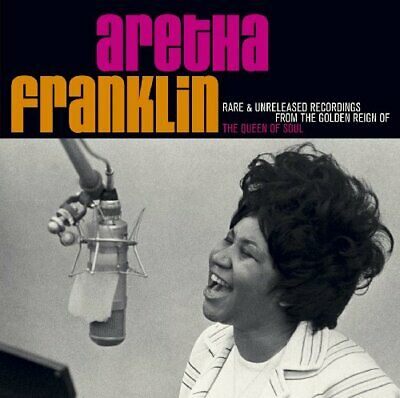 Aretha Franklin - Rare and Unreleased Recordings From The Queen Of Soul [CD]