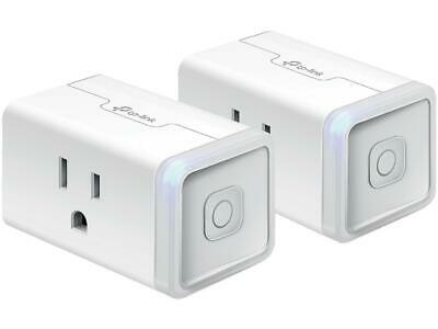 TP-LINK HS105KIT Smart Plug Mini, Wi-Fi Enabled, Control Your Electronics from A