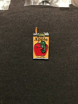 Once Upon a Time In Hollywood RED APPLES CIGARETTES Collectors PIN TARANTINO