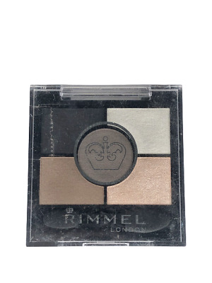 Rimmel Glam Eyes HD 023 Foggy Grey