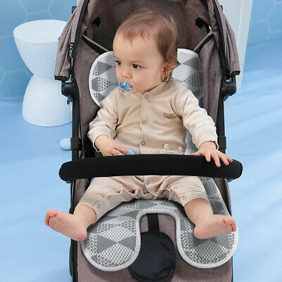 Kids Baby Unisex Child Boy Girl Breathable Cushion Universal Stroller Seat Cover