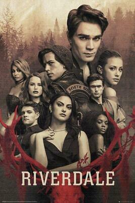 RIVERDALE - SEASON 3 KEY ART - Maxi Poster #239 - 61x91 cm su carta da 150gr