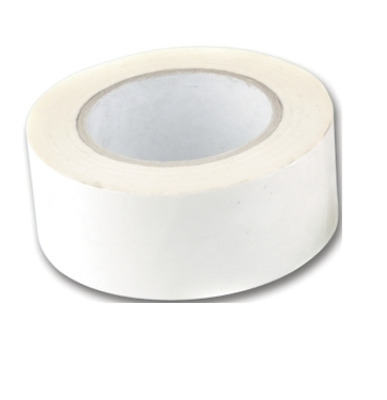 NEW 12 Rolls Of STRONG DOUBLE SIDED Sticky Tape 50mm x 50M/ HIGH QUALITY