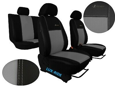 Universal Artificial Leather Full Set Seat Covers fits SKODA RAPID 2012 ONWARDS