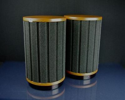 Jim Rogers Jr149 Foam Speaker Grilles (Pair) - Now Free Usa Shipping!