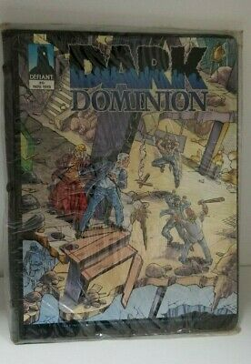 Dark Dominion Trading Card Collector Binder Album