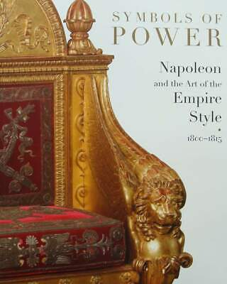 LIVRE/BOOK: Napoleon and the Art of the Empire Style 1800-1815 (pendule,meuble