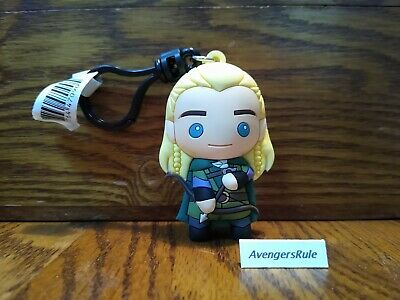 The Lord of the Rings LOTR Figural Bag Clip 3 Inch Legolas