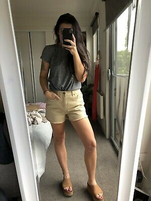 Swell Beige Shorts