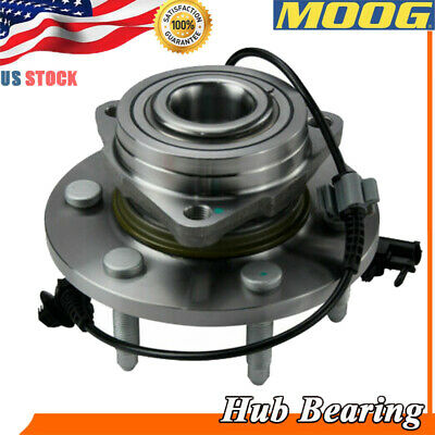 MOOG Front Wheel Hub & Bearing Assembly LH or RH for Chevy GMC Cadillac AWD 4x4