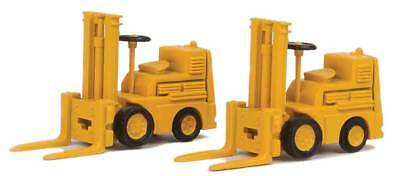 Walthers SceneMaster HO Assembled Fork Lifts (2-pack) #949-4164